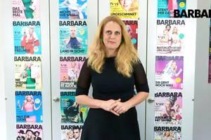 Barbara über singenunterderdusche