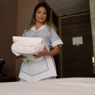 Etiquette: So hinterlässt man dem Zimmerservice das Hotelzimmer