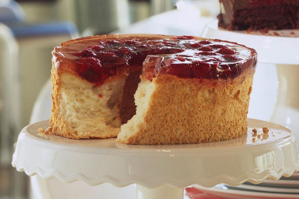 Angelfood-Cake