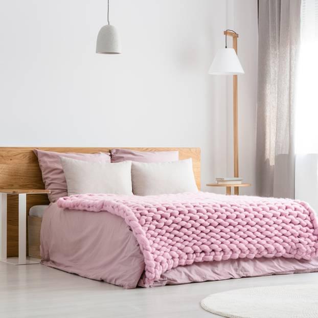 Wandgestaltung Schlafzimmer: 6 kreative Ideen | BRIGITTE.de