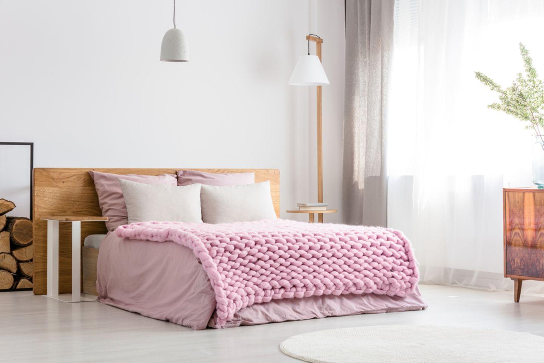 Wandgestaltung Schlafzimmer: 5 kreative Ideen  BRIGITTE.de