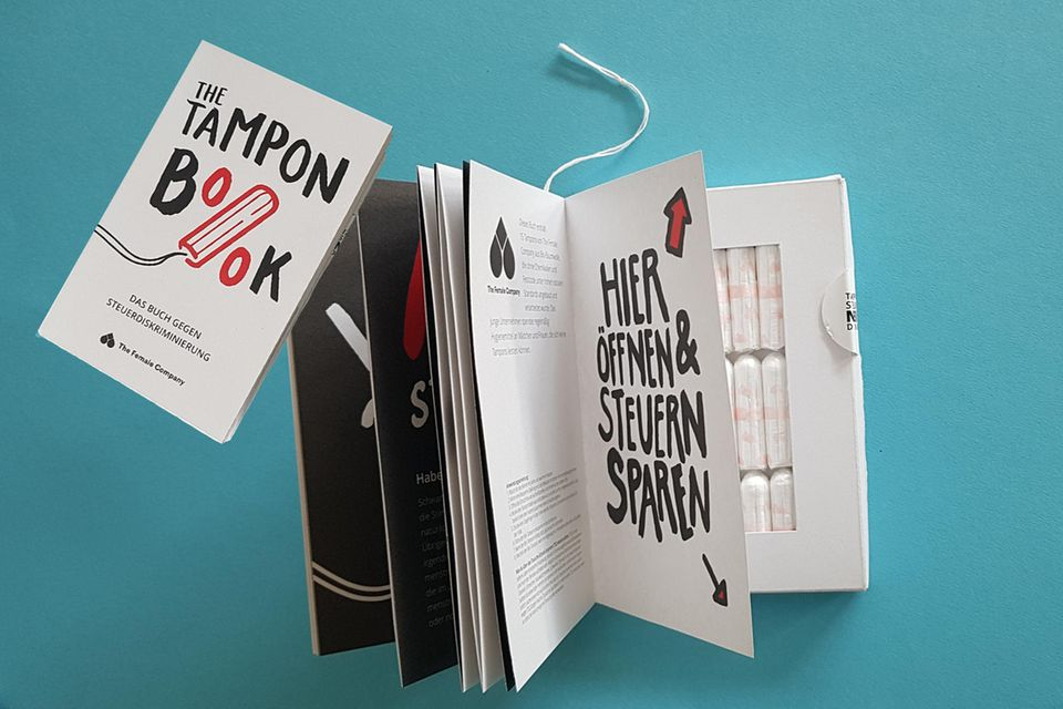 Das Tampon Buch