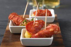 Tapas-Rezepte: Chorizo