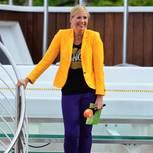 ZDF-Fernsehgarten: Moderatorin Andrea Kiewel