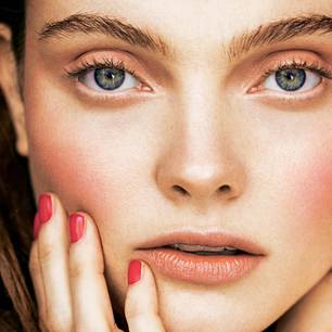 Make-up Trends im Frühling 2019
