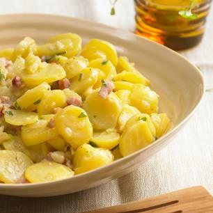 Sahniger Kartoffelsalat