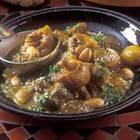 Lamm-Tajine mit Feigen und Mandeln