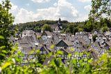 Geheimtipps in Europa: Freudenberg (Deutschland)