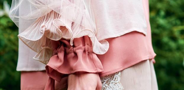 Rüschen: Trend-Kleider
