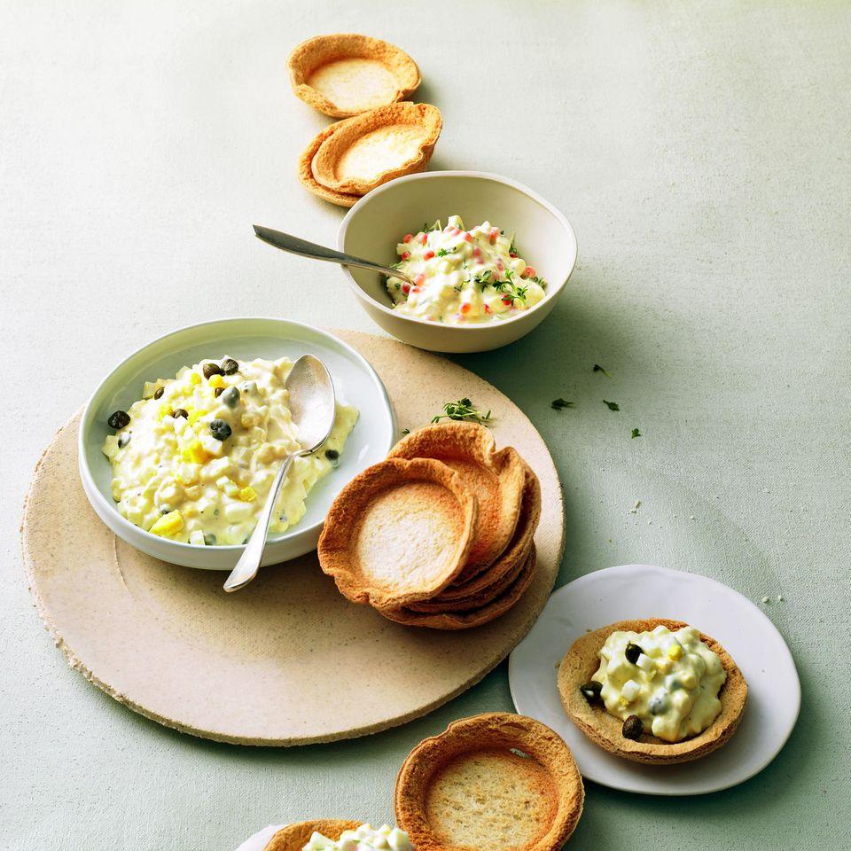 Eier-Häckerle