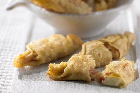 Mozzarella-Päckchen