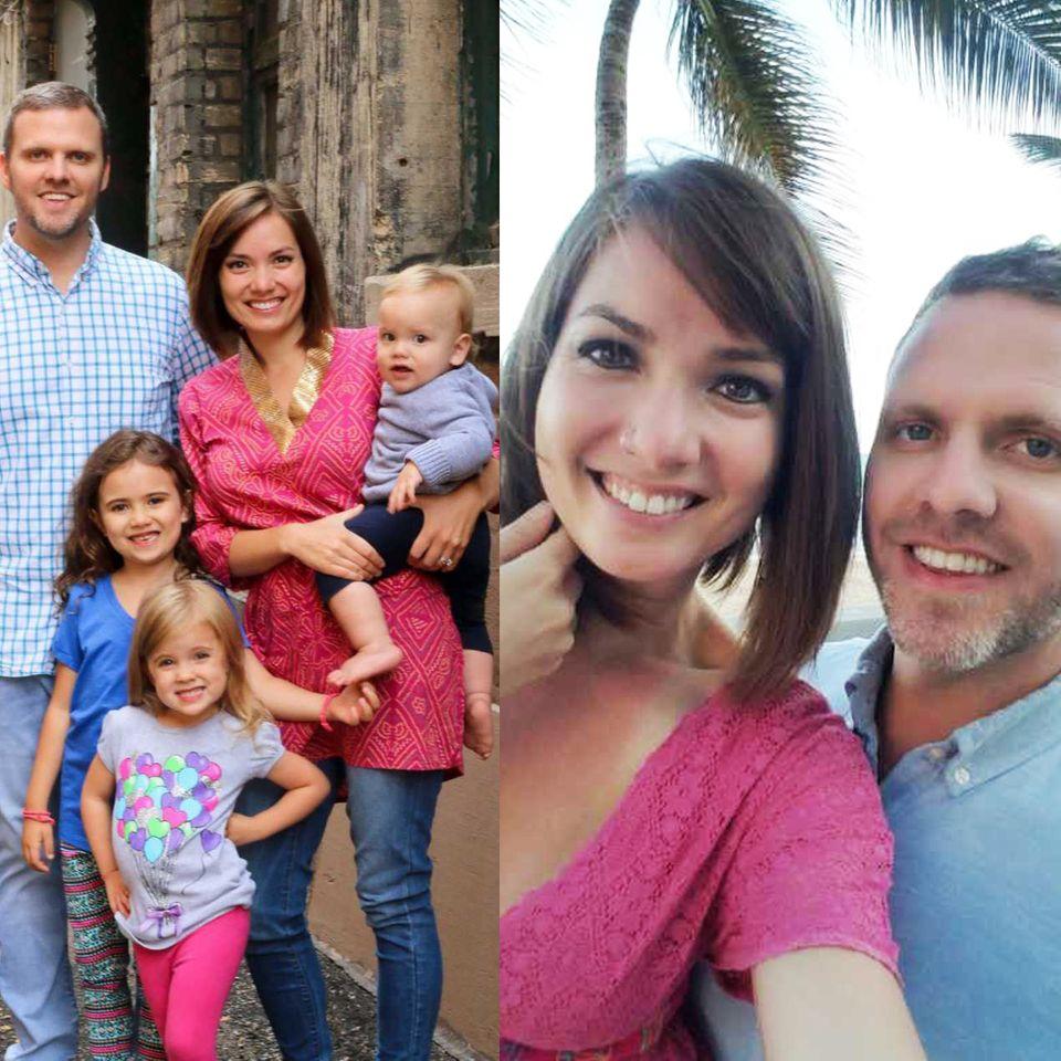 Nikole Mitchell und ihre Familie
