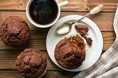 Muffins mit Mokka