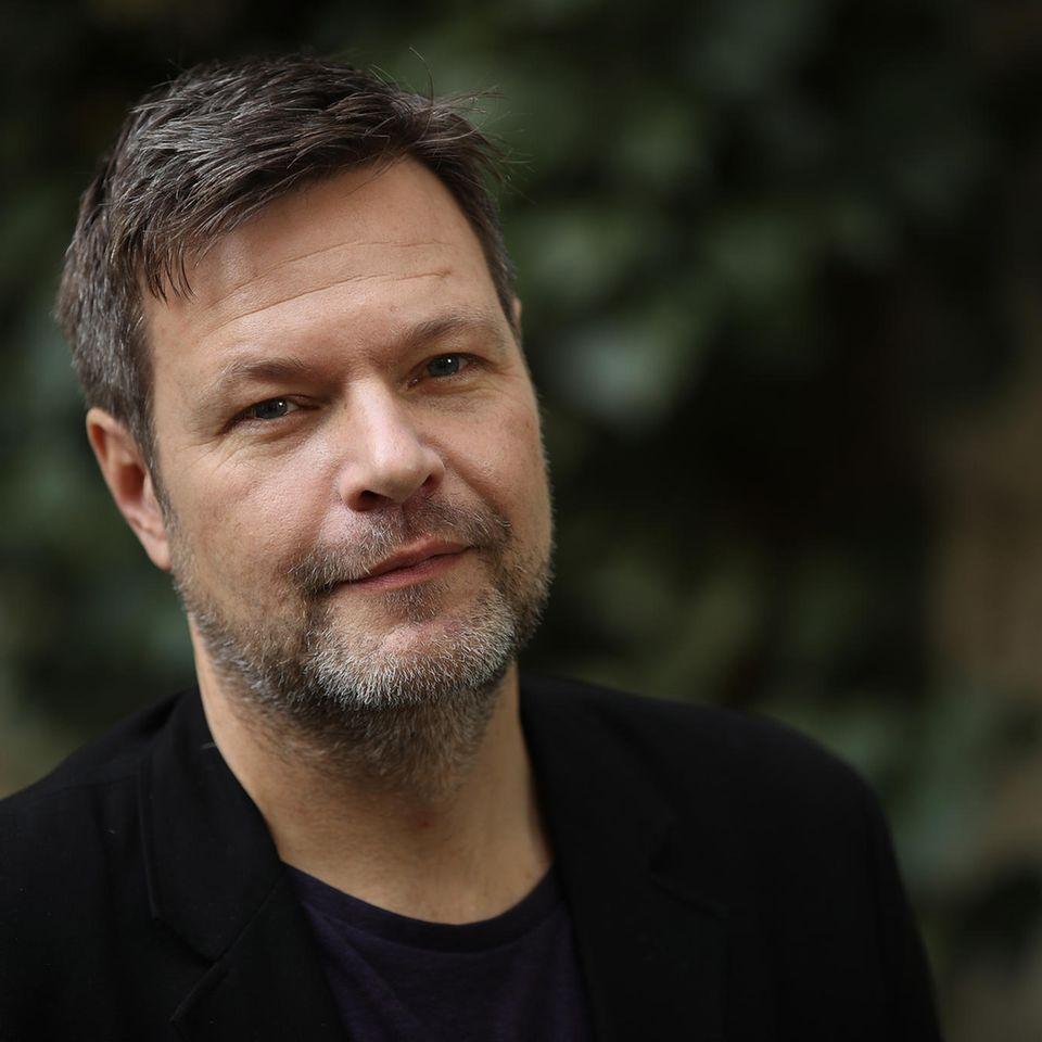 Robert Habeck im BRIGITTE-Live-Talk: Können Sie Kanzler, Herr Habeck?