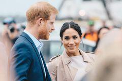 Meghans Baby wird keinen königlichen Namen tragen