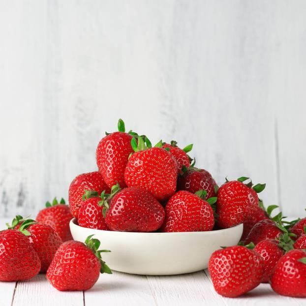 Erdbeer-Hacks