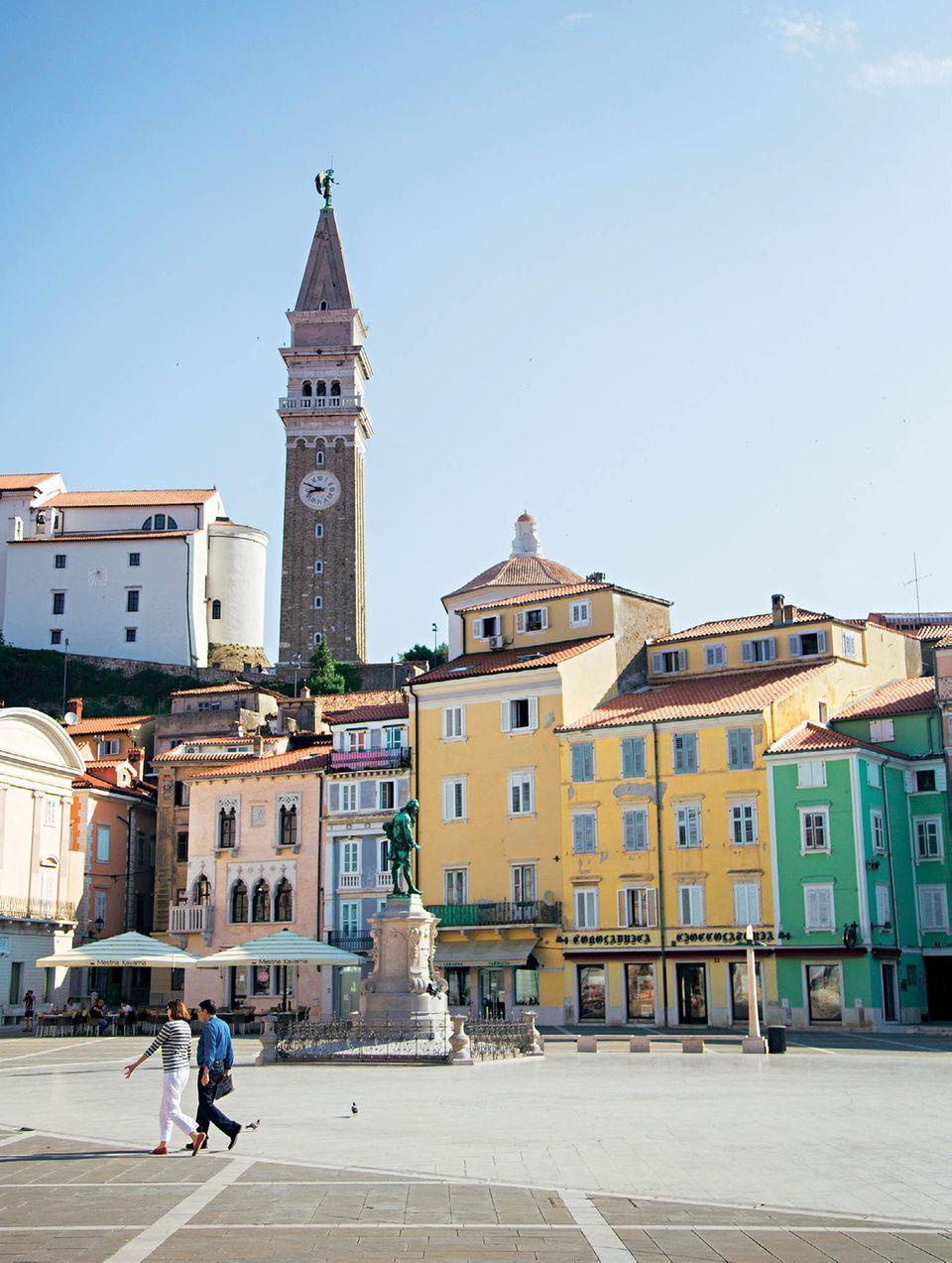 Slowenien-Urlaub: Piran