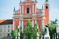 Slowenien-Urlaub: Zuckerschloss
