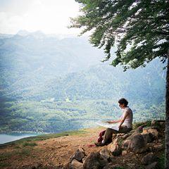 Slowenien-Urlaub: Berge