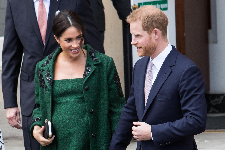 Baby Sussex: Herzogin Meghan und Prinz Harry