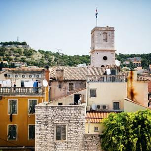 Kroatien-Tipps: Die Altstadt von Sibenik