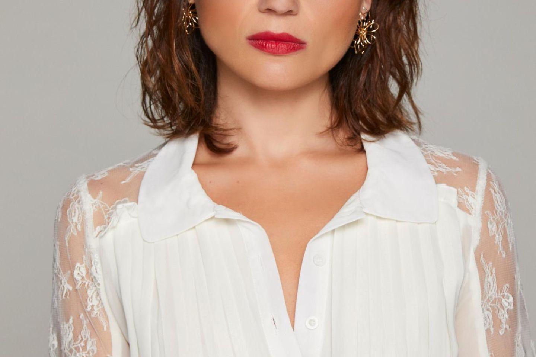 Sorge um Ex-GZSZ-Star Linda Marlen Runge: Die Schauspielerin im weißen Kleid