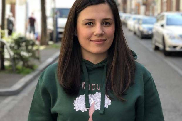Jung und erfolgreich: Fjolla Myftari von MyRapunzel