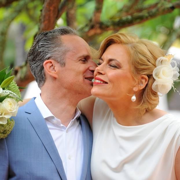 Bild Julia Klöckner und Ralph Grieser