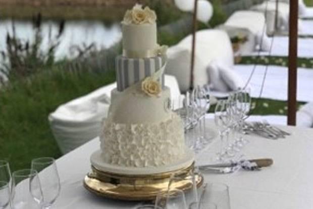 Hochzeit von Julia Klöckner und Ralph Grieser: Die Hochzeitstorte