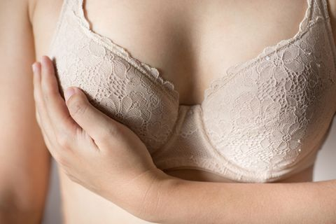 Spektakuläres Bild: So sehen Brüste von innen aus