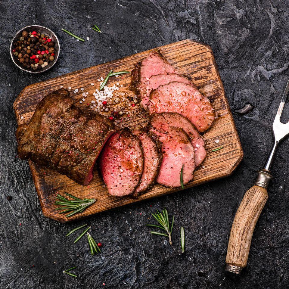 Roastbeef grillen: So gelingt es