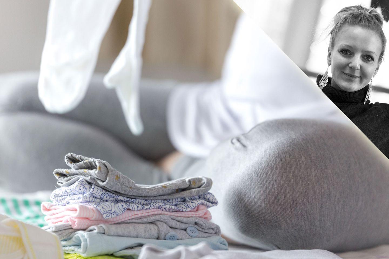 Im 8. Monat schwanger: Warum ich auf Baby-Shoppen verzichte!