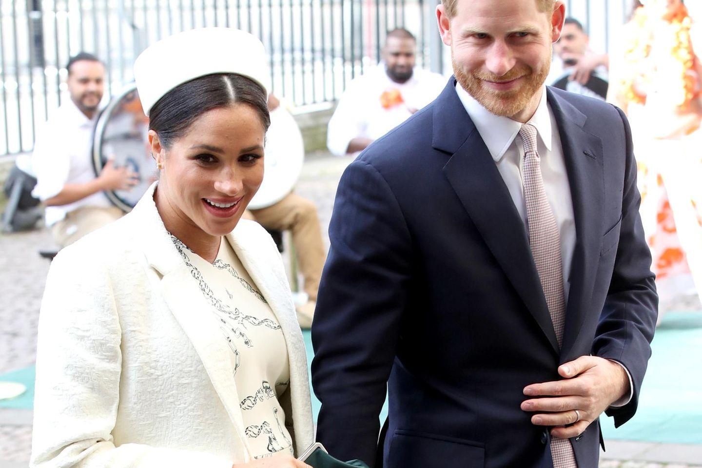Wann kommt das royale Baby? Meghans Entbindungstermin enthüllt!