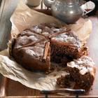 Würziger Schokoladenkuchen