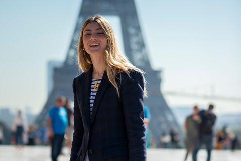 Mode der Französinnen