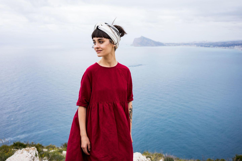 Nachhaltige Stoffe: Mode aus Milch und Alge