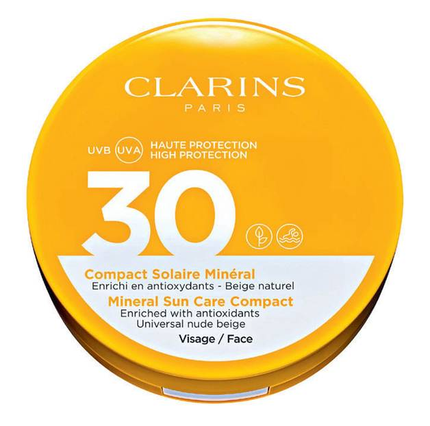 Sommervorbereitung: Clarins Creme