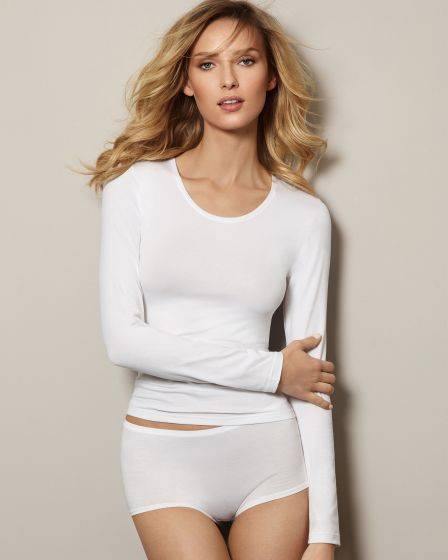 Nachhaltige Stoffe: Shirt aus Seaacell
