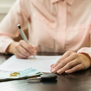 """Altersvorsorge: """"Wenn unsere Ehe scheitert, sieht es finanziell finster aus"""""""