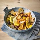 Fettarme Rezepte: Ingwer-Paprika-Bowl