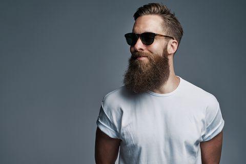 Das haben alle Männer mit Bart gemeinsam. Zumindest laut Studie