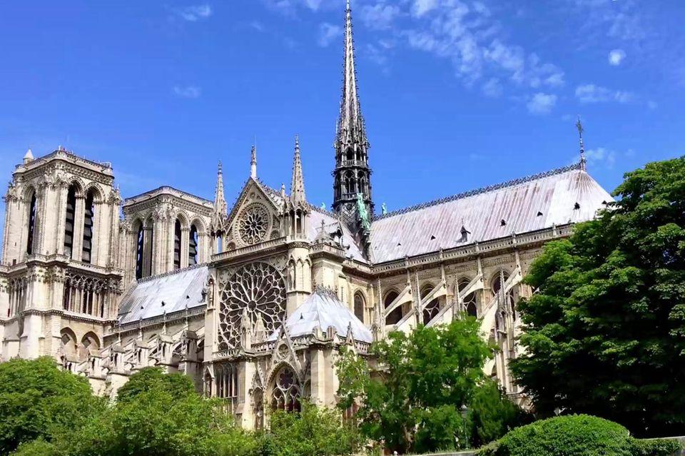 Notre-Dame: So könnte das Wahrzeichen bald aussehen