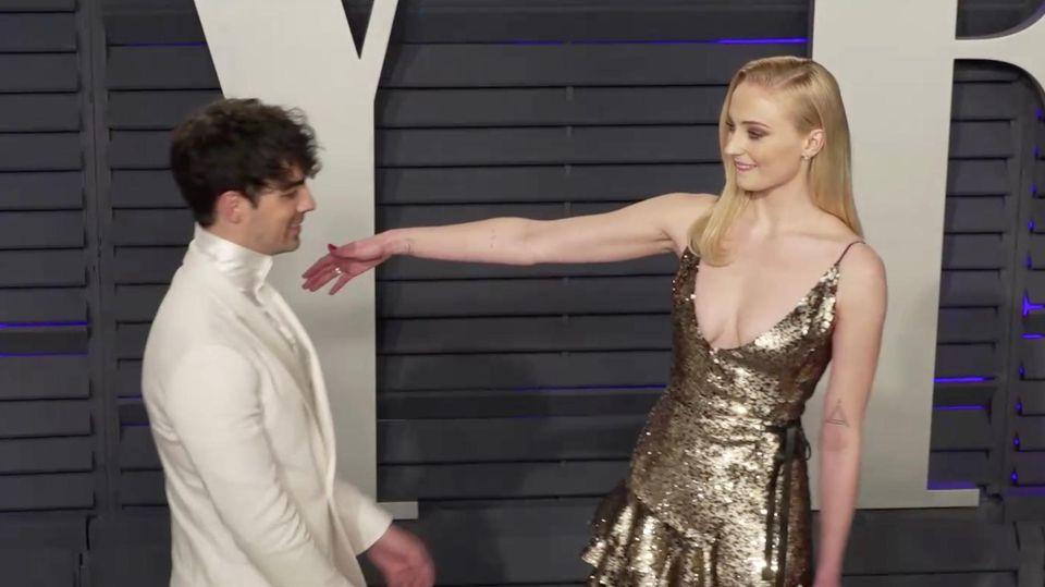 Ehe-Glück: Sophie Turner heiratet den Sänger Joe Jonas