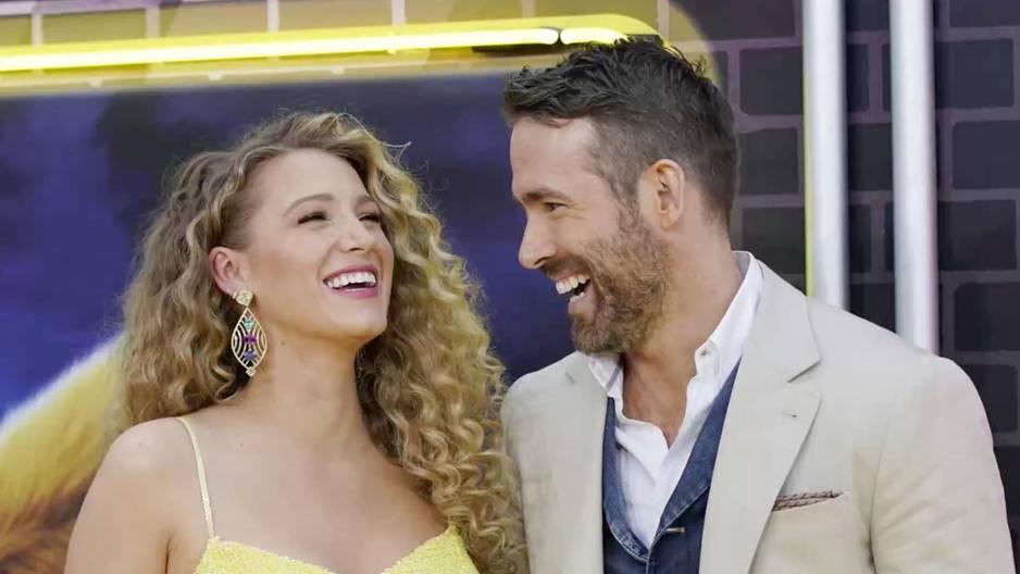Baby-Bauch: Blake Lively und Ryan Reynolds freuen sich auf weiteren Nachwuchs