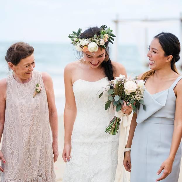Hochzeitsgast: Die Trendfarben für Kleider