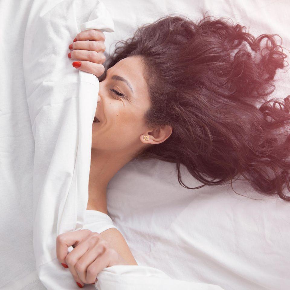 Zu lange Schlafen ist ungesund und beeinträchtigt ein bestimmtes Körperorgan