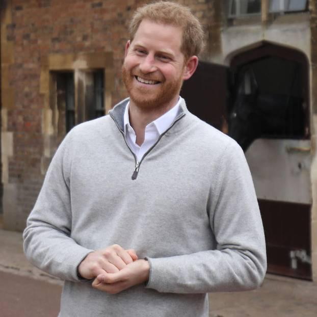 Prinz Harry: Erstes Statement zum Royal Baby