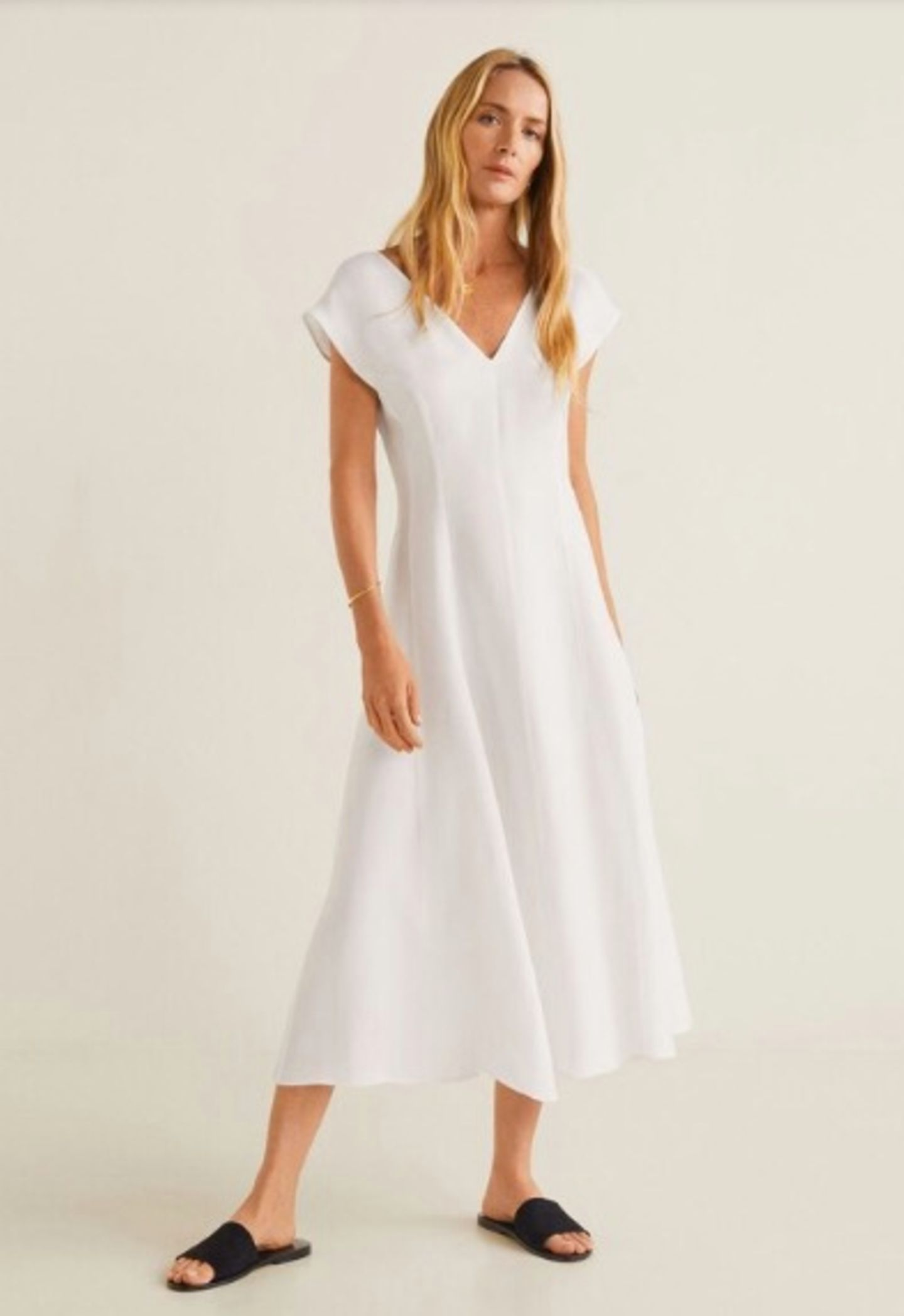 weiße sommerkleider: die schönsten modelle der saison