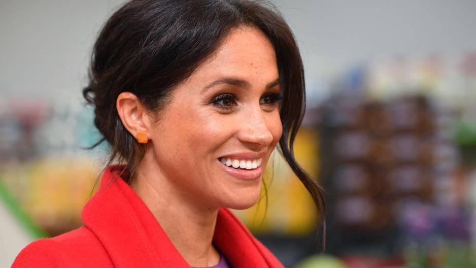 Meghan Markle + Prinz Harry: Baby Sussex ist geboren - 5 Fakten: Herzogin Meghan