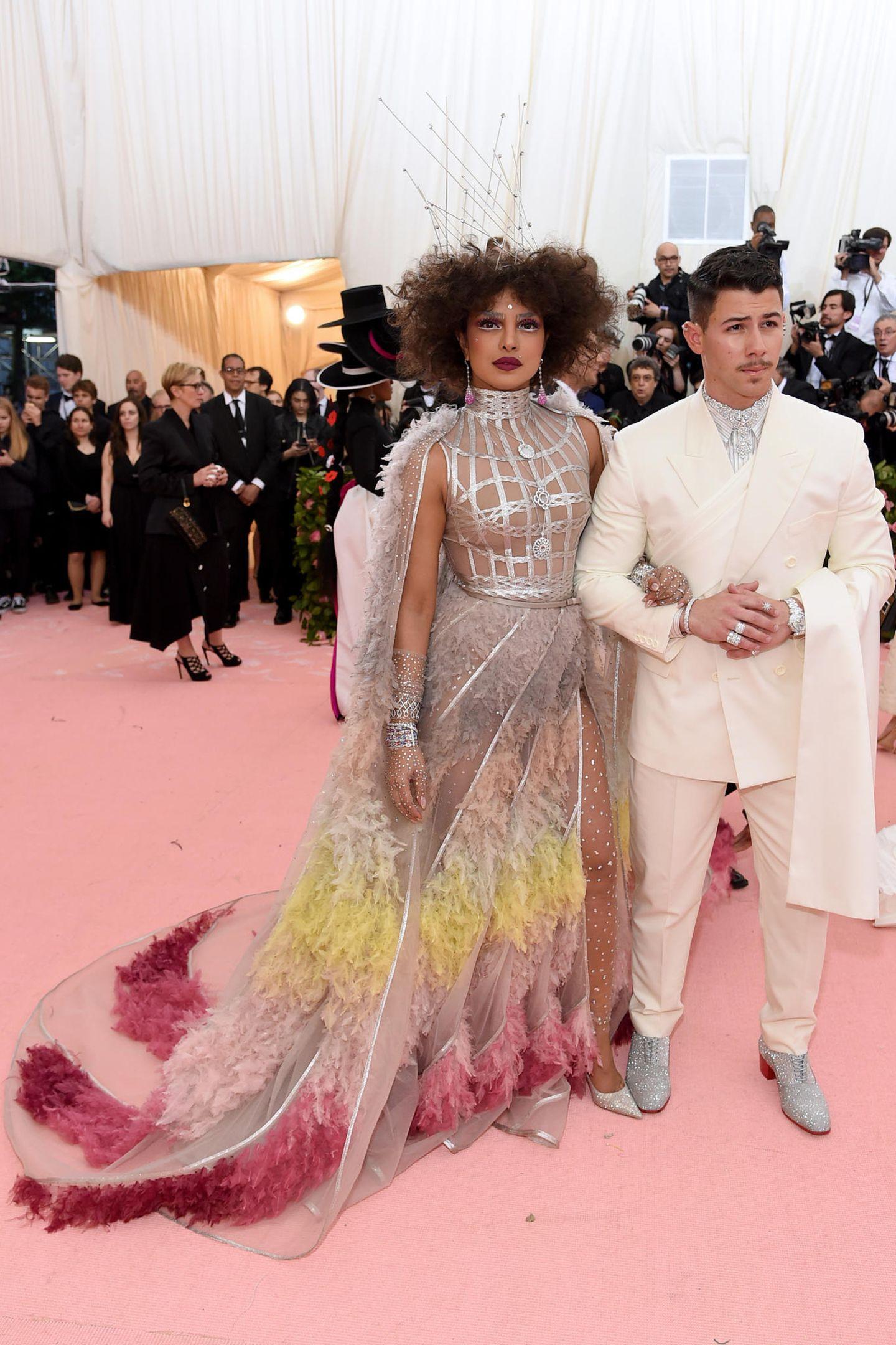 Pärchenlooks der Met Gala 2019: Nick Jonas und Priyanka Chopra